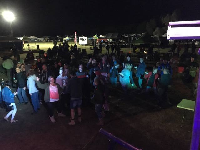 Wallan fundraiser Camp 4 cancer